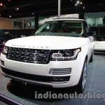 Range Rover L at Auto Expo 2014 front 2