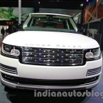 Range Rover L at Auto Expo 2014 front