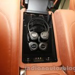 Range Rover L at Auto Expo 2014 headphones