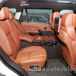 Range Rover L at Auto Expo 2014 legroom