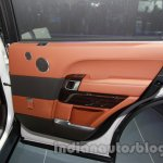 Range Rover L at Auto Expo 2014 rear door