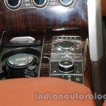 Range Rover L at Auto Expo 2014 terrain response