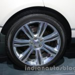 Range Rover L at Auto Expo 2014 wheel