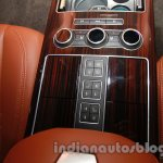 Range Rover L at Auto Expo 2014 wood veneers