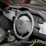 Renault Duster Adventure Edition cockpit at Auto Expo 2014