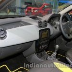 Renault Duster Adventure Edition dashboard co-driver side at Auto Expo 2014
