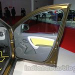 Renault Duster Adventure Edition door inserts at Auto Expo 2014