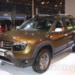 Renault Duster Adventure Edition front three quarter left live