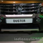 Renault Duster Adventure Edition grille at Auto Expo 2014