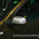Renault Duster Adventure Edition mirror at Auto Expo 2014