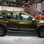 Renault Duster Adventure Edition profile at Auto Expo 2014