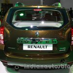Renault Duster Adventure Edition rear at Auto Expo 2014