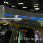 Renault Duster Adventure Edition roof rail at Auto Expo 2014