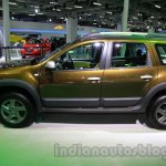 Renault Duster Adventure Edition side view at Auto Expo 2014
