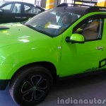 Renault Duster Joy Edition India front quarter
