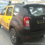 Renault Duster Joy Yellow Edition taillights