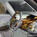 Renault KWID Concept interior live
