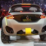 Renault KWID Concept rear live