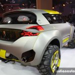 Renault KWID Concept rear three quarter live