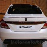 Renault Scala design showpiece rear live