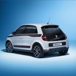 Renault Twingo rear three quarter press shot