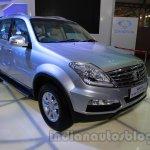 Ssangyong Rexton 2.0L at Auto Expo 2014