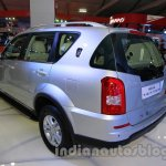 Ssangyong Rexton 2.0L rear three quarters at Auto Expo 2014
