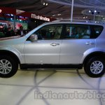 Ssangyong Rexton 2.0L side view at Auto Expo 2014