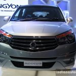 Ssangyong Rodius front live