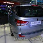 Ssangyong Rodius rear three quarters left at Auto Expo 2014