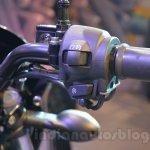 Harley Davidson Street 750 Auto Expo 2014 switchgear
