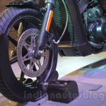 Harley Davidson Street 750 Auto Expo 2014 disc brake