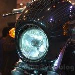 Harley Davidson Street 750 Auto Expo 2014 headlight