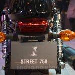 Harley Davidson Street 750 Auto Expo 2014 taillight