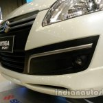 Suzuki Ertiga Sporty launched Indonesia bumper front