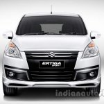 Suzuki Ertiga Sporty launched Indonesia front press
