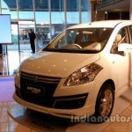 Suzuki Ertiga Sporty launched Indonesia front quarter left