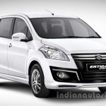 Suzuki Ertiga Sporty launched Indonesia front quarter press