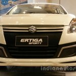 Suzuki Ertiga Sporty launched Indonesia front