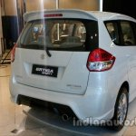 Suzuki Ertiga Sporty launched Indonesia rear quarter