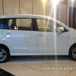 Suzuki Ertiga Sporty launched Indonesia side profile