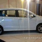 Suzuki Ertiga Sporty launched Indonesia side