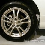 Suzuki Ertiga Sporty launched Indonesia wheel