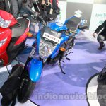 Suzuki Gixxer at Auto Expo 2014