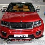 Suzuki Grand Vitara Luxion front live