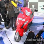 Suzuki Let's front at Auto Expo 2014