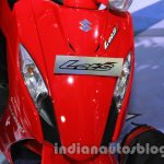 Suzuki Let's front panel at Auto Expo 2014
