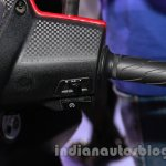 Suzuki Let's handlebar at Auto Expo 2014