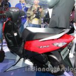 Suzuki Let's rear three quarters at Auto Expo 2014
