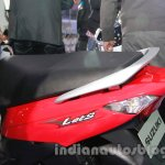Suzuki Let's seat at Auto Expo 2014